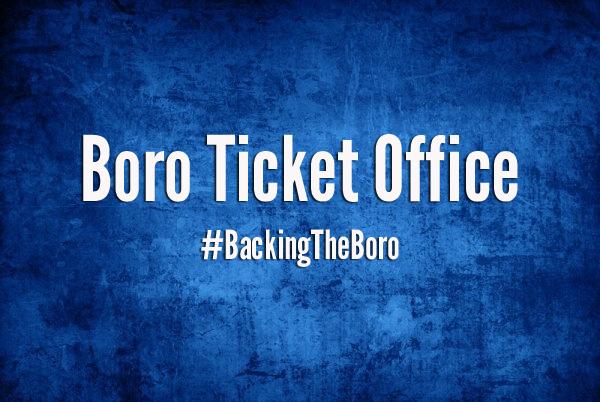 Boro Ticket Office